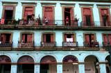 facades de la havane poster