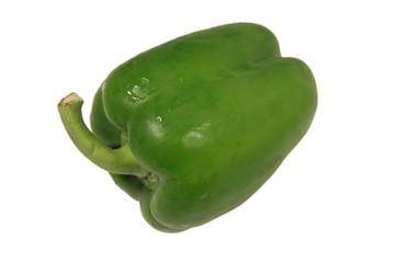 poivron vert détouré