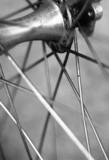 detail of bike 5 poster
