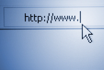 internet url