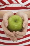 green apple 3 poster