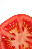 tomato cross section poster