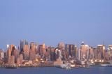 nyc skyline 1 poster