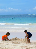 sand kids poster