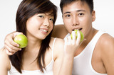 healthy couple 5 poster