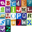 alphabet urbain