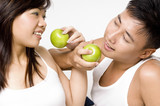 healthy couple 7 poster