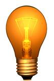 lamp idea poster