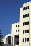 hospital building 1 poster