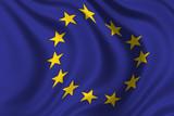flag of the eu poster