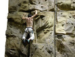 iron cross - rock climbing - extreme sports
