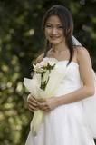 outdoor bride 1 poster