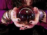 Fototapety crystal ball