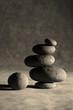Leinwandbild Motiv balance