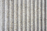 fluted concrete background poster
