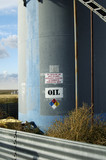 oil storage tank 44 poster