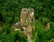 castle eltz, moselkern, germany