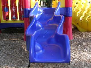 slide, wavy