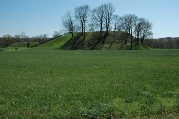 eatwah indian mounds