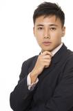 asian businessman 1 poster