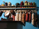 Fototapeta polish pantry