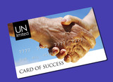 card of success poster