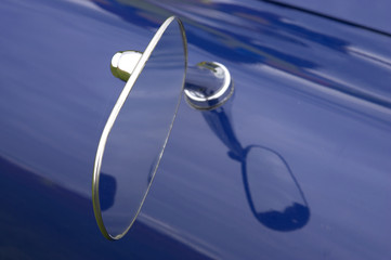 car wing mirror