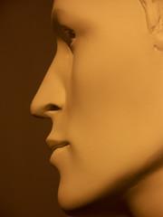 visage d'homme