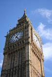 big ben close up - london poster