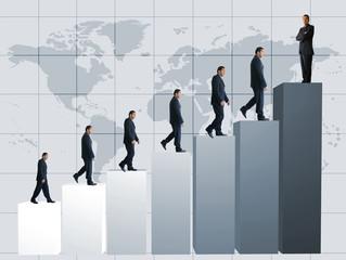 business success - graph 13mp