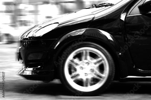 Fototapeten,autos,automovil,schwarz,verwischen
