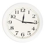 generic wall clock poster