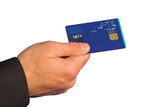 credit card payment poster