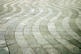 wavey floor poster