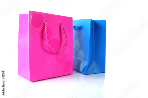 him & her gift bags