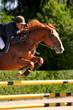 saut de cheval