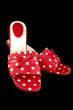 Постер, плакат: polka dot shoes 3