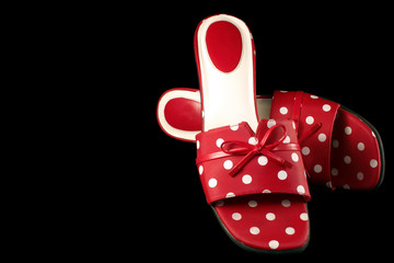 polka-dot shoes 2