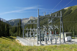power substation poster