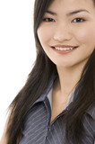 asian businesswoman 4 poster