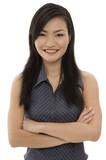 asian businesswoman 2 poster