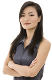 asian businesswoman 7 poster