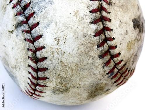 worn ball #2 - 67121