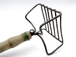 old food masher