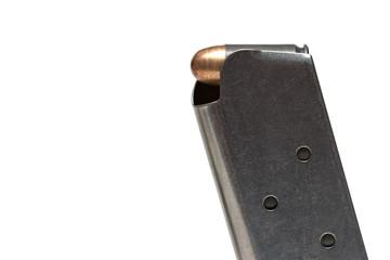 bullet in clip