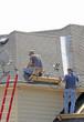 roofers - teamwork