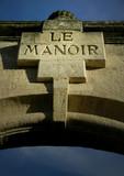 manoir poster
