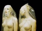 mannequins sous vide poster