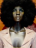 style afro poster