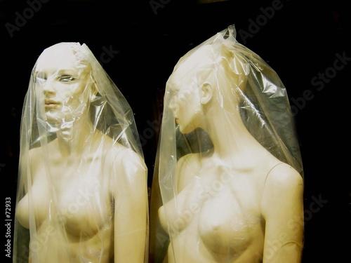 poster of mannequins sous vide